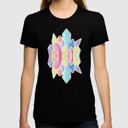 Crystals Pink T-shirt