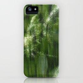 In the wind iPhone Case