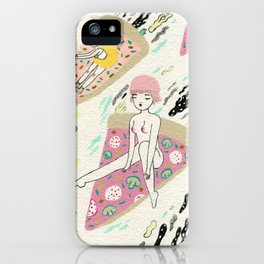 Pizza Riders iPhone Case