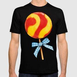 Candy Pattern T-shirt
