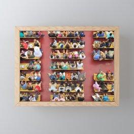 humanity Framed Mini Art Print