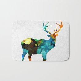 Design 115 Deer Bath Mat