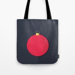Christmas Globe - Illustration Tote Bag