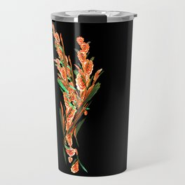 Bouquet Of Pink Roses Travel Mug