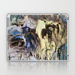 I DREAM III - Acrylic painting Laptop & iPad Skin