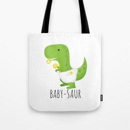 Baby-saur Tote Bag