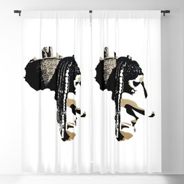 Africa Blackout Curtain