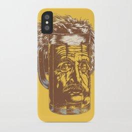 Ein Stein iPhone Case