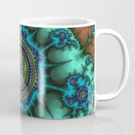 Fractal Halo Coffee Mug