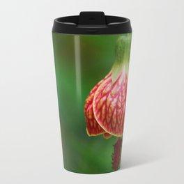 Floral Bell Travel Mug