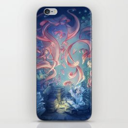 The Storyteller iPhone Skin