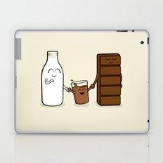 Milk + Chocolate Laptop & iPad Skin