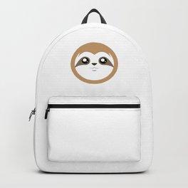 Happy Sloth Backpack