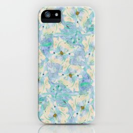 Summer Blossoms - YoungEun Kwon  iPhone Case