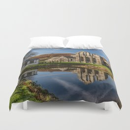 Abbey Reflection Duvet Cover
