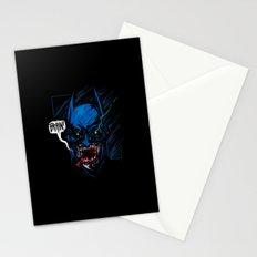Batzombie Stationery Cards