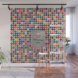 The Gumball Machine Wall Mural