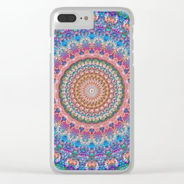 Warden of Hope Clear iPhone Case