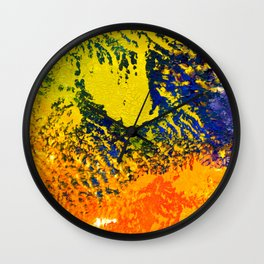 Great Barrier Wall Clock