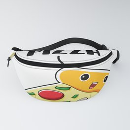 I Just Really Love Pizza Fanny Pack