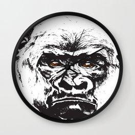 Gary the Gorilla Wall Clock