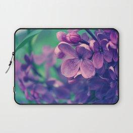 Lilacs Daydreams Laptop Sleeve