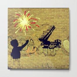 Firework XB500 Metal Print
