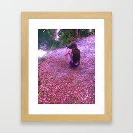 LA the Photographer Framed Art Print