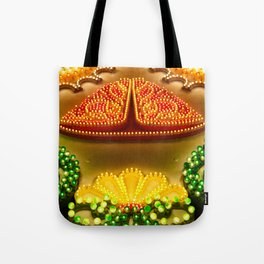 Colorful decorations Tote Bag