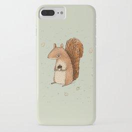 Sarah the Squirrel iPhone Case