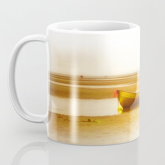 White Rock Rowboat II Coffee Mug