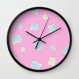 PAINT IT BREAD 2 Wall Clock