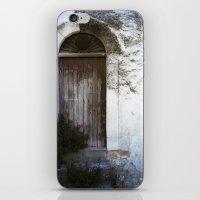 italian iPhone & iPod Skins featuring Italian Door by Maria Heyens