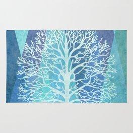 Winter Tree #Society6 #decor #buyart Rug