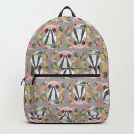 Fall is my Favorite Badger Backpack