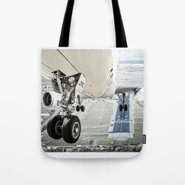 Positive rate.. gear up Tote Bag