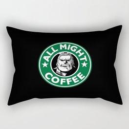 supercoffee Rectangular Pillow