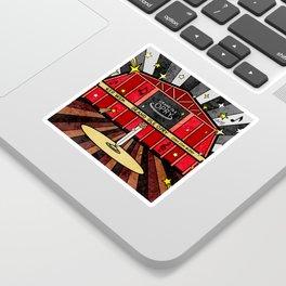 Grand Ole Opry Sticker
