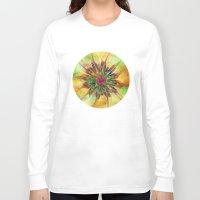 gypsy Long Sleeve T-shirts featuring Gypsy Dance by Klara Acel