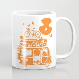 Funny family vacation camper Coffee Mug