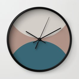 Abstract Geometric 23 Wall Clock