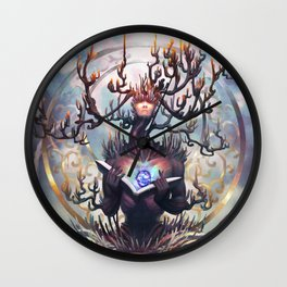 Obsession (obcepssion) Wall Clock