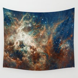 Space Nebula, Star and Space, A View of Galaxy and Outerspace Wall Tapestry