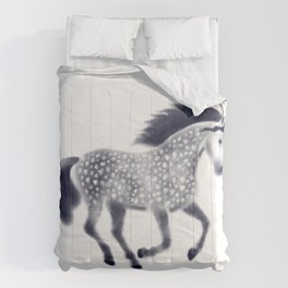 Dapple horse Comforters
