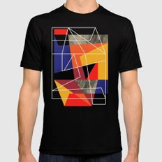 ColorBlock VII MEDIUM Mens Fitted Tee Black