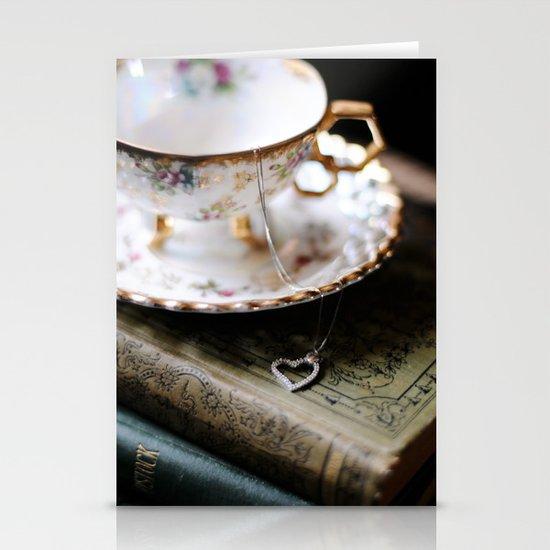 my little valentine Stationery Cards