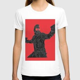 Star-Lord, GuardiansOfTheGalaxy T-shirt