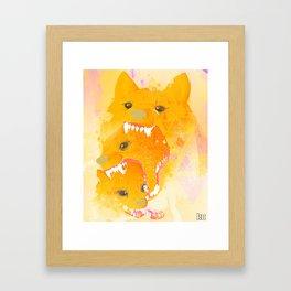 Rewolf! Framed Art Print