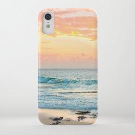 Honolulu Sunrise iPhone Case