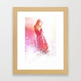 Light Echos Framed Art Print